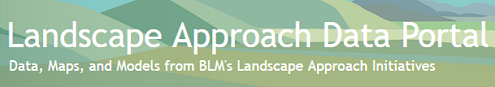 Landscape Approach Data Portal Logo
