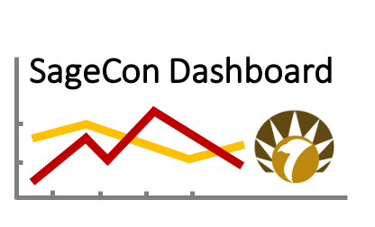 SageCon Dashboard Logo